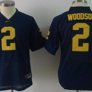 Youth Michigan Wolverines 2 woodson Jersey